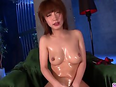 Sana Anzyu loves holding cock in her mouth and hands