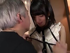 Hottest Japanese chick in Exotic Teens JAV scene