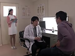 Incredible Japanese slut in Hottest Blowjob, HD JAV movie