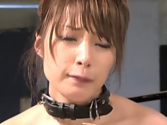Crazy Japanese model in Horny BDSM, Slave JAV movie